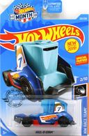 Haul-O-Gram | Model Trucks | Hot Wheels New for 2019 HW Race Team Haul-O-Gram