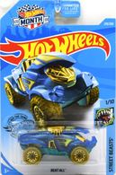 Beat All | Model Cars | 2019 Hot Wheels Wal-Mart Month Street Beasts Beat All