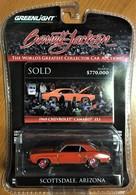 1969 Chevrolet Camaro ZL1   Model Cars