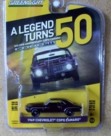 """1969 Chevrolet """"Yenko"""" Copo Camaro    Model Cars"""