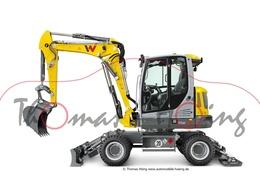 Wacker neuson ew65 mobile excavator model construction equipment bcafa791 fcea 446b b763 3a364e205423 medium