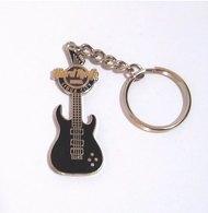 Black guitar key chain keychains 3a83d8b0 422a 41f8 87a1 b4e6942452e5 medium