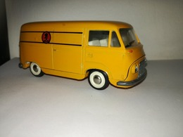 Ford Taunus Transit Van Danish Post | Model Trucks | photo: Koos M