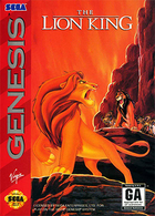 The lion king coverart medium