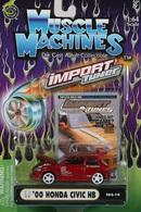 Muscle machines tuners honda civic hb model cars 60628a68 8e18 4b5e 8a08 bf680a8d173d medium
