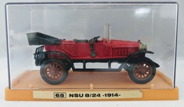 NSU 8/24 1914   Model Cars