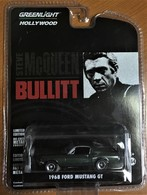 1968 Ford Mustang GT   Model Cars