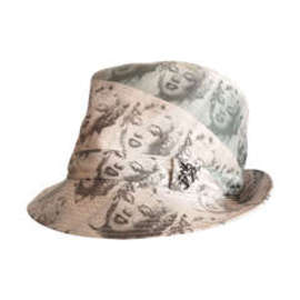 Philip Treacy Andy Warhol Marilyn Monroe Fedora Hat | Hats