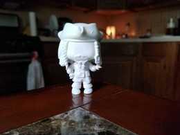 Captain jack sparrow prototype vinyl art toys cbe8b547 043b 4cce 9f55 dd8fc2035428 medium