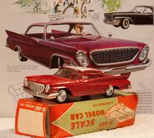 1961 chrysler new yorker 2 door hardtop promo model car   model cars 805b7018 eef2 43ec ae77 d2b7e3843c92 medium