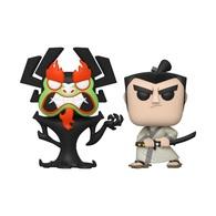 Aku and samurai jack %25282 pack%2529 %255bfall convention%255d vinyl art toys eb6006c6 53cc 478f ae39 5f7356239b39 medium