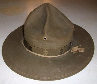 Boy Scout Instructor Hat | Hats