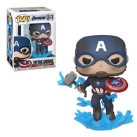 Captain america %2528with electrified mjolnir and broken shield%2529 vinyl art toys 6e67bdcb 3092 493f 8af7 4a6e92e60f4b medium