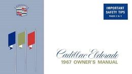 Cadillac eldorado 1967 owner%2527s manual manuals and instructions 1579af3b 955b 45fc 88da 83d857f71159 medium