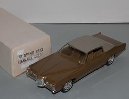1970 pontiac grand prix hardtop promo model car  model cars 661b4b01 9c8c 489a b265 5d011755e146 medium