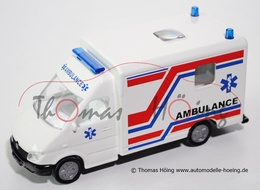 Mercedes benz sprinter w903 rescue van model trucks e82d89c2 f460 473e a509 704aeb7beaac medium