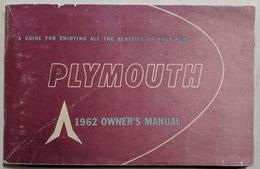Plymouth 1962 owner%2527s manual manuals and instructions 9253b8d9 6a4b 4053 93bd 373ed0d0f7d3 medium