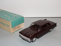 1962 mercury comet 2 door sedan promo model car  model cars bc24c040 16ba 4a0c 889e 25caf53aa96a medium