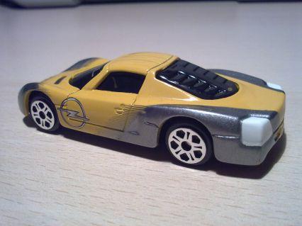 Opel Eco Speedster Concept 2003 Model Cars Hobbydb