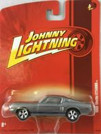 black//flames 1:64 Johnny Lightning Forever 64 R5-1968 SHELBY MUSTANG GT500