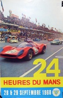 24 heures du mans 28 and 29 septembre 1968 posters and prints 59d6671d ac69 47aa 8027 9441c43b7f4f medium