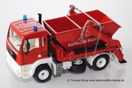Man tgm fire skip lorry model trucks 8a5e7254 e3b6 4250 92df 988f879e106e medium