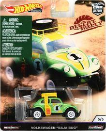 /'80 Dodge macho power wagon Desert rally 2//5 Car Culture 1:64 Hot Wheels fyn73