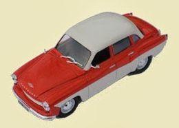 Wartburg 312 model cars d7bd7dd4 b85e 4350 ad1d 518875b5a2d2 medium