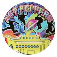 Beatles sgt pepper glass clock clocks 0a2a93a8 110c 454b ad4e f8d3f89a85b7 medium