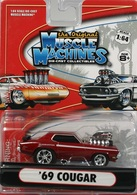 '69 Mercury Cougar | Model Cars