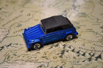 Volkswagen Type 181 | Model Cars