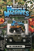 Military H1 Hummer | Model Cars