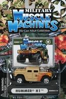Military Hummer H1 | Model Cars