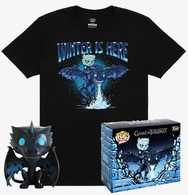 Icy viserion %2528glow in the dark%2529 and winter is here tee shirts and jackets 65a42219 5b33 452c 8f3c b0acaf65ba76 medium