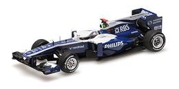 Williams cosworth fw32   rubens barrichello   300th race belgian grand prix 2010 model racing cars 350a7d78 5010 44b1 85bb 45da18edfd58 medium