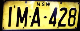 New South Wales License plate | License Plates