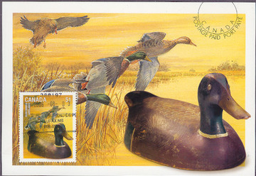 Canada 2006 Deck Decoys  | Postcards