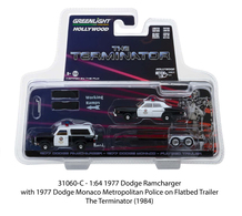 1977 dodge ramcharger with 1977 dodge monaco metropolitan police on flatbed trailer model cars 995222a8 7e0c 4937 8fd9 e33b1e40c324 medium