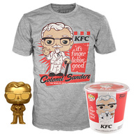 Colonel sanders %2528bucket of chicken%2529 %2528gold%2529 and kfc tee shirts and jackets b9e99f8f 9bc2 497b b5d7 f9cf29a4c80b medium