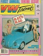 Vw trends july 1988 vol. 8 no. 7 magazines and periodicals 940b3044 20a4 4034 a49e 38bb05d7bc1a medium