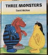 David mckee   three monsters  books fc174eef e37b 435a ad63 2f34a697e877 medium