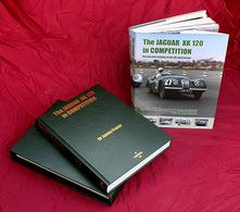 The jaguar xk 120 in competition %2528leather edition%2529 books 83c378af b8a7 42c4 875d 86d71828cfb2 medium