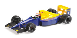 Tyrrell ford 018   johnny herbert   belgian grand prix 1989 model racing cars e5265014 7d19 48d8 9742 d3b49d072246 medium