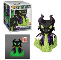 Maleficent as the dragon %2528glow in the dark%2529 vinyl art toys bea430dd 153c 444c afe8 a5f4d2552033 medium