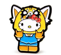 Aggretsuko hello kitty pins and badges a3047c72 56a2 4b4f 8819 9fffbb35ed55 medium
