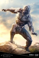 Black panther statues and busts c2ed9aca 0b4d 4b6d ada5 44e8ff6f5277 medium