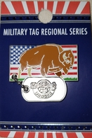 Military tag   buffalo and flag pins and badges e547280c decd 4ee4 9422 5701070be912 medium