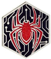 Miles morales spider symbol %2528glitter%2529 pins and badges 049e7ae5 0fde 4033 9d99 5b2669552f8e medium