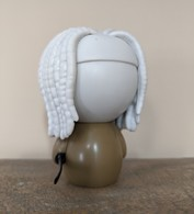 Michonne dorbz prototype vinyl art toys dc5b0c4e 52cc 4d41 aa3d e0a685448c02 medium