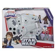 Millennium falcon model spacecraft cf0c7233 30a9 421e a9bc d5b6b9b65959 medium